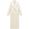 RAEY Double-breasted wool-blend blanket - Jacket - coats -