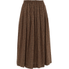 RAEY Elasticated-waist textured tweed fu - Spudnice -