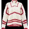 RAEY Skinny-strap cotton-jersey vest - Pullovers -