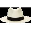 RAG & BONE White Panama Hat - Hat -
