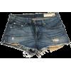 RAG & BONE cut off shorts - Shorts -