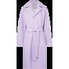 RAINSMatte-PU trench coat - Giacce e capotti -