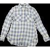 RALPH LAUREN madras shirt - Koszule - krótkie -
