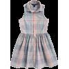 RALPH LAUREN plaid shirt dress - Haljine -