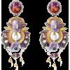 RANJANA KHAN earrings - Earrings -