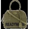 READYMADE contrast logo tote - Messaggero borse - $2.18  ~ 1.87€