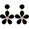 REBECCA DE RAVENEL  Daisy cord clip-on e - Earrings -