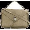 REBECCA MINKOFF flip lock schoudertas - Hand bag -