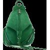 REBECCA MINKOFF small zip backpack - Plecaki - $331.00  ~ 284.29€