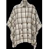 RECREO SAN MIGUEL cape coat - Jacket - coats -