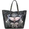 RED VALENTINO Dragonfly Print Tote - Torbice -