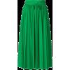 RED VALENTINO pleated midi skirt  - Skirts - $559.00