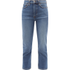 RE/DONE 90s Extra Crop high-rise jeans - Jeans -
