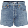 RE/DONE Denim shorts - 短裤 -