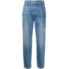 RE/DONE Zoot high-rise tapered jeans - Jeans -