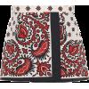 REDVALENTINO Printed cotton shorts - Shorts - $450.00