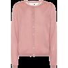 REDVALENTINO Silk and cashmere cardigan - Cardigan - $550.00