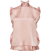 RED VALENTINO Top with Ruffles - Shirts -