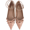 RED VALENTINO black pink escarpin - Classic shoes & Pumps -