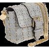 RED VALENTINO grey bag - Kleine Taschen -