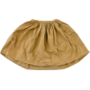 RED VALENTINO light brown neutral skirt - Skirts -