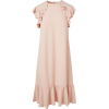 RED VALENTINO pink dress - Dresses -