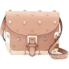 RED VALENTINO pink star embellished - Hand bag -