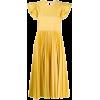 REDVALENTINO pleated design dress - Dresses -
