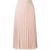 RED VALENTINO pleated midi skirt - Skirts -