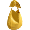 RED VALENTINO yellow leather bag - Borsette -