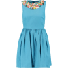 REDValentino light-blue dress - Obleke -