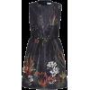 REDValentino print shell dress - Haljine -