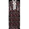 REDValentino silk arrow print dress - Dresses -