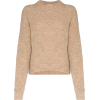 REFORMATION Finn high-neck knitted jumpe - Swetry -
