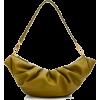 REIKE NEN greeen croissant leather bag - Torbice -
