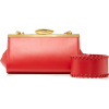 REIKE NEN mini leather red bag - Hand bag -