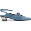 REIKE NEN strap closure mules - Klassische Schuhe -