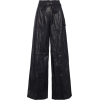 REJINA PYO High-Waisted Wide Leg Trouser - Capri & Cropped -