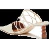 REJINA PYO 'LISA' WOODEN HEEL STRAPPY LE - Scarpe classiche - $545.00  ~ 468.09€