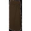REJINA PYO brown skirt - Spudnice -