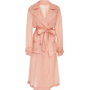 REJINA PYO chiffon trench coat - Jacket - coats -
