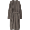 RE_L Long Knit Cardigan - Uncategorized -