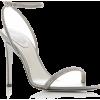RENE CAOVILLA crystal embellished sandal - Sandals -