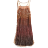 RENZO AND KAI Gradient Sequin Dress - Dresses -