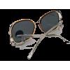 RETRO OVERSIZED SUNGLASSES-2 - Óculos de sol - $14.99  ~ 12.87€
