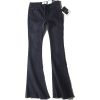 RETRO MID WAIST FLARE JEANS (5 COLORS) - Traperice - $49.97  ~ 317,44kn