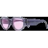RETROSUPERFUTURE Drew Mama oval sunglass - Sunglasses -