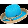 RIBBON/RAFFIA HAT - Sombreros -