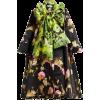 RICHARD QUINN floral satin scarf coat - Jacket - coats -