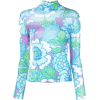 RICHARD QUINN floral sweater - Pullovers -